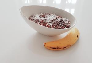 Kokos Quinoa Porridge